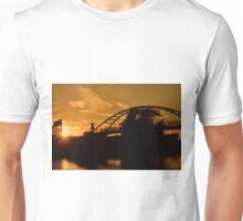 Sunset in Berkeley Cali Unisex T-Shirt