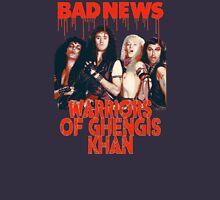 Bad News (Warrior of Ghengis Khan Unisex T-Shirt