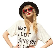 """Taylor's 22 """"Not a lot going on at the moment"""" by queenswift"""