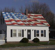 Flag house by brewdaddy102