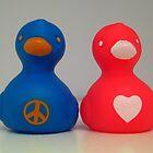 Peace, Love, Duckies by KathrynSylor