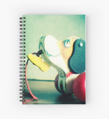 Snoopy Dog Spiral Notebook