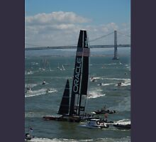 """""""The USA Oracle wins the America's Cup"""" Unisex T-Shirt"""