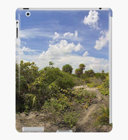 Barrier Island Ecosystem iPad Case/Skin