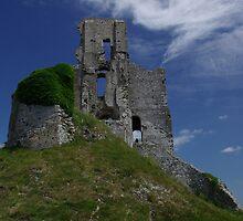 Corfe Castle - Dorset by Matt Stonier