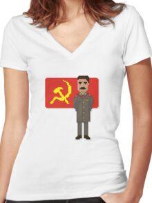 Joseph Women's Fitted V-Neck T-Shirt
