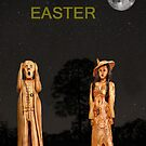 The Scream World Tour with Fashion Happy Easter by Eric Kempson