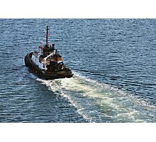 Tug Photographic Print