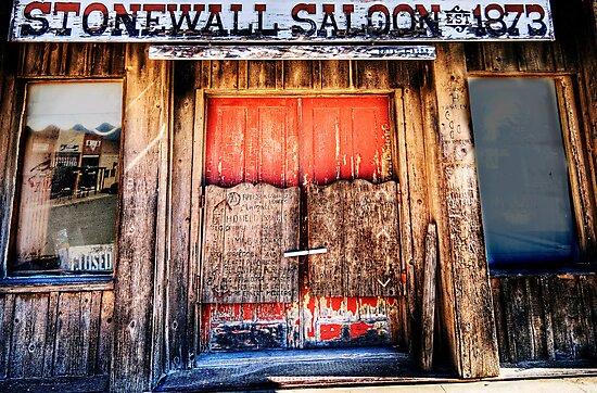 StoneWall Saloon - Saint Jo , Texas by jphall