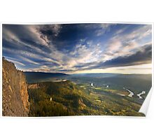 Enderby Cliffs Poster