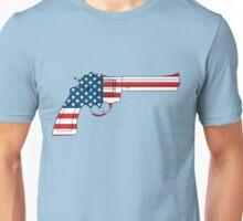 USA Gun Unisex T-Shirt