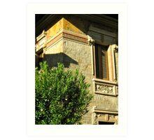 Italian Beauty - Montecatini, Tuscany Art Print