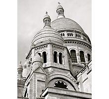 Sacre Coeur - Paris Photographic Print