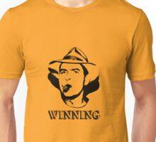 Charlie Sheen Winning Shirt Unisex T-Shirt