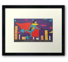 Superior Duck  Framed Print