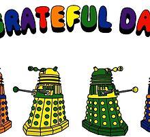 The Grateful Daleks by momboy