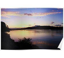 twilight on tweed Poster