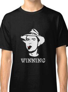 Charlie Sheen Winning Shirt Classic T-Shirt