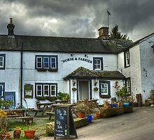 The Horse & Farrier,Dacre. by Jamie  Green