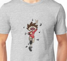 The rockstar that never was Unisex T-Shirt