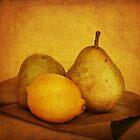 Fruit by Ellen van Deelen