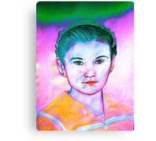 EVA Canvas Print