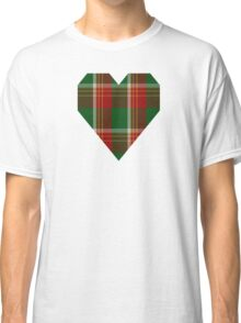 00556 Brisbane (Artifact) Tartan  Classic T-Shirt