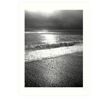 Seascape v.1 - Brighton Art Print
