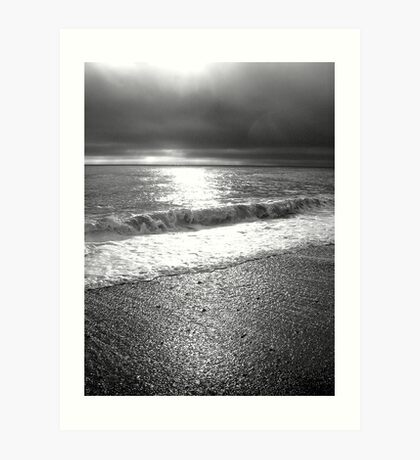 Seascape v.1 - Brighton Art Print