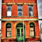 Old Building - Weatherford , Texas by jphall
