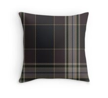 00555 Brighton Mac Dermotte Tartan  Throw Pillow