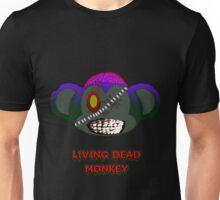 Living Dead Monkey Unisex T-Shirt