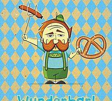 Wunderbar! by Richard Rabassa
