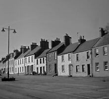 Main Street, Whithorn, Scotland by sarnia2