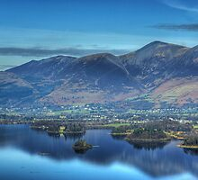 Skiddaw. by VoluntaryRanger