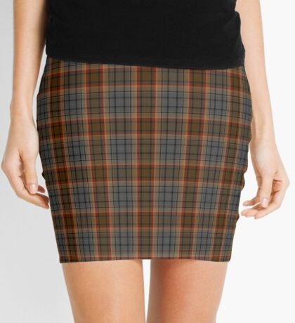 00553 Bracken #2 Tartan  Mini Skirt