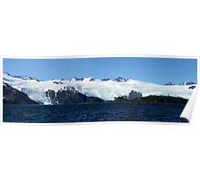 Blackstone Glacier Poster