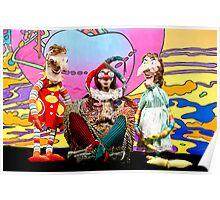Jolly Puppet Show Poster