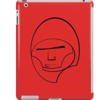 Space Face Hero iPad Case/Skin