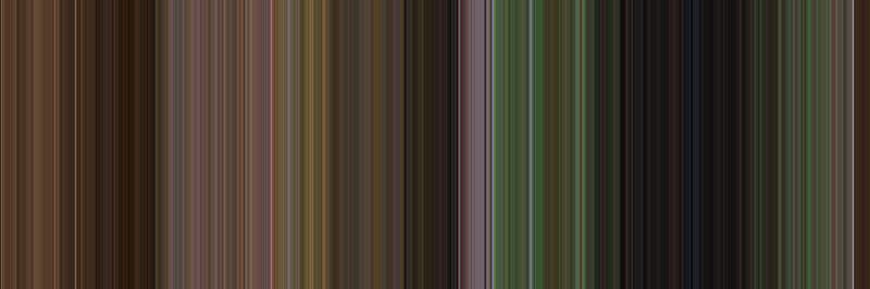 Moviebarcode: The Wizard of Oz (1939) [Simplified Colors] by moviebarcode