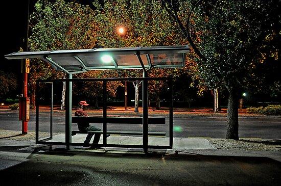 City Commuter by JaninesWorld