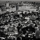 Cairo at night by Hany  Kamel