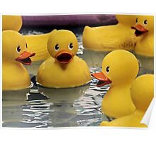 Who Wants A Rubber Ducky? Poster