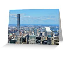 432 Park Avenue - Luxury Apartments - NYC Greeting Card