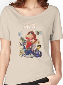 Meet The Feebles Women's Relaxed Fit T-Shirt