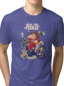 Meet The Feebles Tri-blend T-Shirt