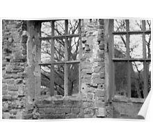 bolton abbey peak disrict Poster