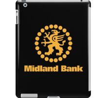 Midland Bank iPad Case/Skin
