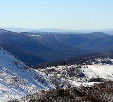 NSW Ski Fields Australia by Vanessa Lalliard