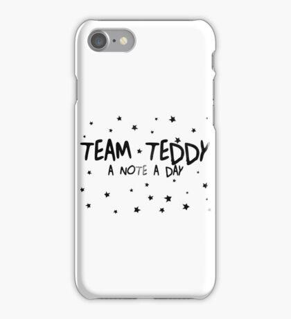 #TEAM TEDDY iPhone Case/Skin